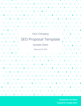 Easy To Use Seo Proposal Template To Win Clients Its Free